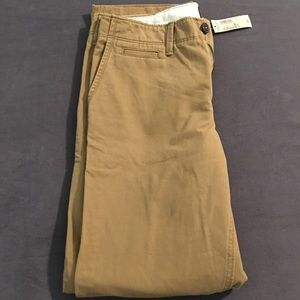 American Eagle Relaxed Straight Pants